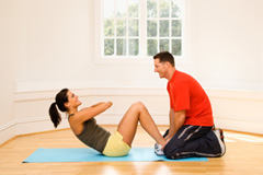 Eydon home gym construction costs